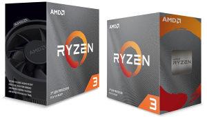 AMD Ryzen 3 3300X 4.30GHz AM4 BOX NOVO!!!