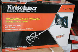 Mjesač mikser mixer za ljepilo KIRSCHNER GERMANY 2850 W