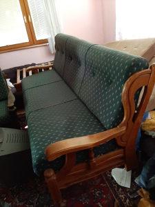 Trosjed, dvosjed i 2 fotelje