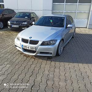 BMW e90 330d m optik, m paket