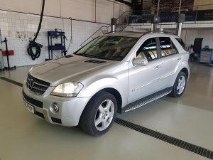 Mercedes ml 164 AMG dijelovi 320 cdi