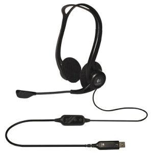 LOGITECH Corded USB Stereo Headset PC 960-Business EMEA
