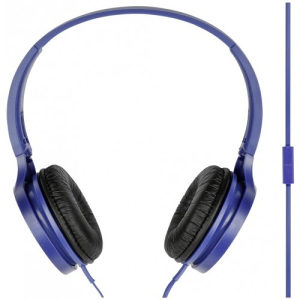 PANASONIC RP-HF100ME Headphones blue