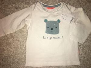 Majica za novorodzence