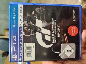 Gran Turismo Sport / PS4 PLAYSTATION 4