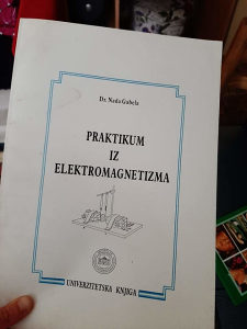 "dr.Nada Gabela""PRAKTIKUM IZ ELEKTROMAGNETIZMA"""