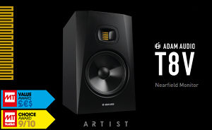 "ADAM T8V     Novi model 8""bass"