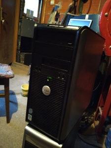 Centralna Dell core2duo 2.4ghz 4gb rama