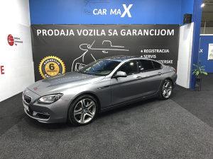 BMW 640 Gran Coupe X drive BEZ ZAMJENA