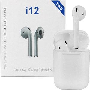 Bluetooth bezicne slusalice i12 TWS airpods earbuds