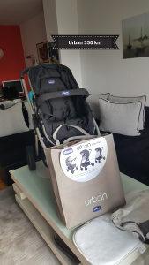 Chicco trio Urban kolica za bebe