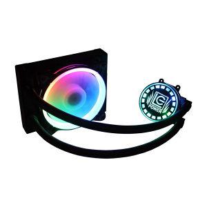 LC-Power LC-CC-120-LiCo-ARGB Liquid CPU cooler !!!