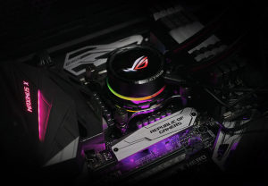 Asus ROG Ryuo 240 OLED RGB Novo!!!