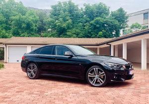 BMW 4, 435 D xDrive LCI, M-Sport, 8/2017, 313PS, 54klm