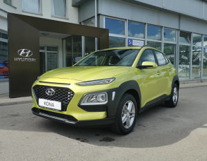 Hyundai Kona 1.0 T-GDI 2WD 6MT