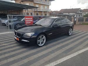 BMW 740d X-DRIVE M-PAKET 225 KW MAX FUL MOD 2012