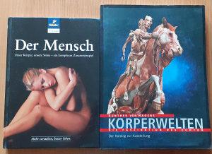 2 knjige na NJEMACKOM JEZIKU