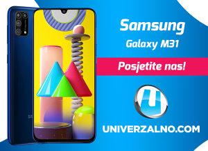 Samsung Galaxy M31 128GB (6GB RAM)