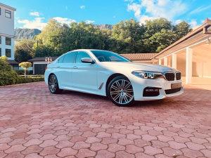 BMW 5, 530 D, M-Sport, 8/2018, 265PS, 52tkm