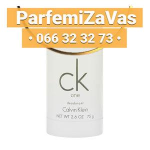 Calvin Klein CK One 75ml Stick U 75 ml