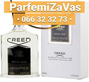 Creed Royal Oud 100ml EDP Tester U 100 ml
