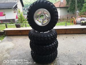 ATV gume na felgama