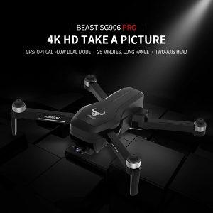 SG906 PRO 2 Dron 4K Kamera