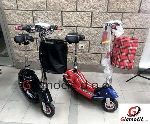 Elektricni bicikl /trotinet/ elektricno biciklo//Skuter