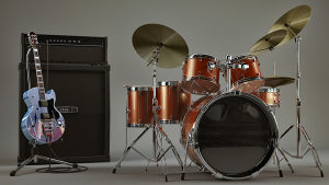 Najpovoljniji casovi gitare i bubnja