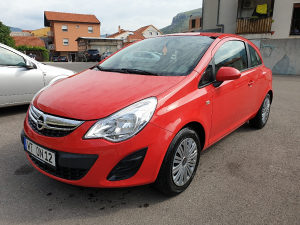 Opel Corsa D 1.3cdti facelift