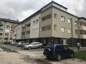 Stan Hrasnica novogradnja sa terasom 130 m2 3 sprat
