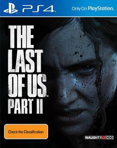 Last of us part 2 ps4