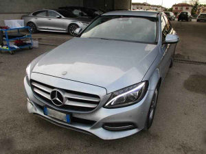 Mercedes-benz C 220 cdi 9G-AUTOMAT FULL LED SA PDV-OM