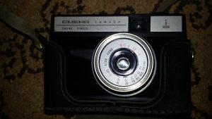 Fotoaparat SMENA Symbol -original SSSR