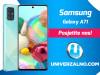 Samsung Galaxy A71 128GB (8GB RAM)