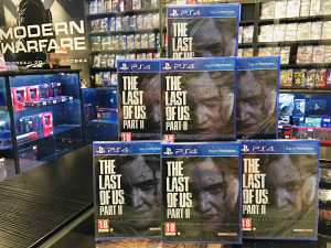 PS4 The Last Of Us Part II 2 (Playstation 4)