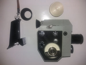 Kamera QUARZ 5 made in USSR (ZAMJENA DA)