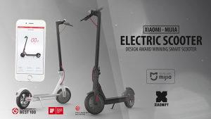 Elektricni trotinet XMIM365Bhht
