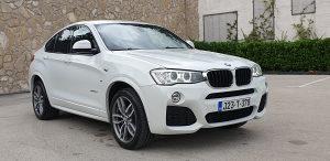BMW X4 2.0 D X DRIVE M OPTIC MOD 2016 GOD