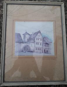 Philibert von Graimberg Der Budimger Hof