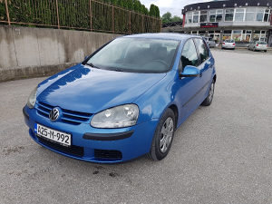 Volkswagen Golf 5 1.9 tdi 77 kw BKC motor