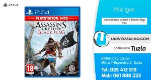 Assasins Creed 4 Black Flag PS4