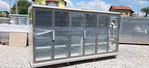 Rashladne vitrine staklene