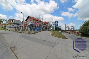 LOCUS prodaje: Stambeno-poslovni objekat, Ilidža