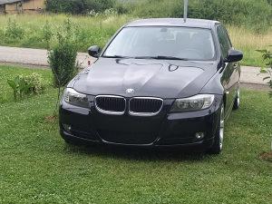 BMW 318D, 2.0, 105 kW
