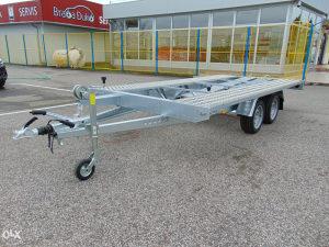 BLYSS-Prikolica za prevoz- MARS 450X200cm 2.700 KG