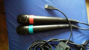 Mikrofoni 2 kom