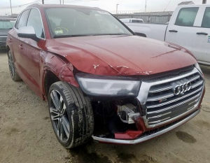 KUPUJEM Audi UDAREN HAVARISAN A3 A4 A5 A6 A8 Q3 Q5 Q7