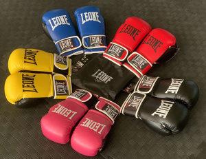 Bokserske rukavice, kickbox FLASH