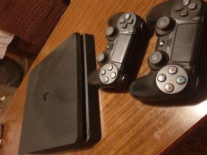 PS4 Playstation 4 2 joysticka 5 igrica